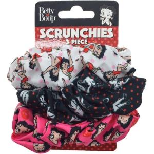 Betty Boop Scrunchies