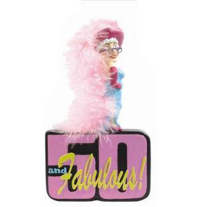Biddys Fabulous 50 Figurine