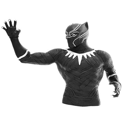 Black Panther Bust Bank