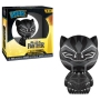 Marvel Studios Black Panther Movie Black Panther Vinyl Dorbz Figure.