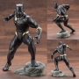 Marvel Comics Black Panther ArtFX+ Statue. In the 1/10th scale this staute stands 8.85 inches tall.