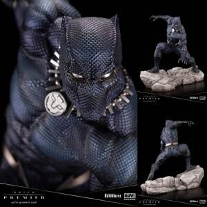 Marvel Comics Black Panther 1/10th Scale ArtFX Premier Statue