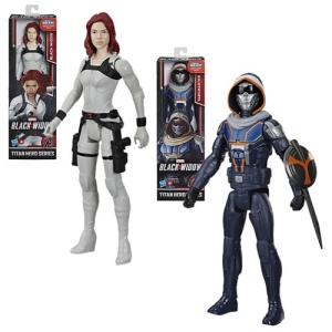 Black Widow Titan Hero 12 Inch Action Figure Case