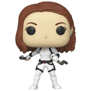 Black Widow Movie Black Widow White Suit Pop! Vinyl Figure