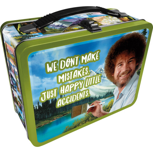 Bob Ross Happy Accidents Large Gen 2 Fun Box.