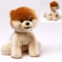 Boo The Worlds Cutest Dog Plush. He is an Internet sensation with nearly two million fans on facebook and a book deal!