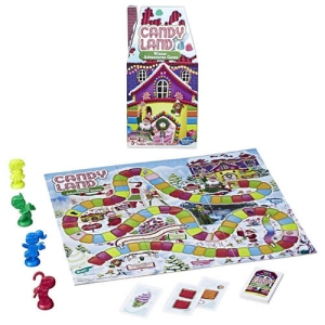 Candyland Winter Adventures Game