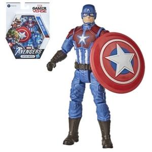 Marvel Legends Gamerverse Avengers Captain America 6 Inch Action Figure