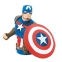 Avengers Captain America PVC Bank.