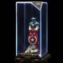 Marvel Captain America Super Hero Illuminate Gallery Figure.