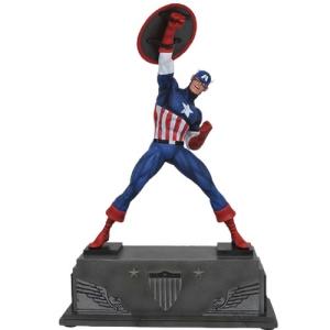 Marvel Premiere Collection Captain America Statue