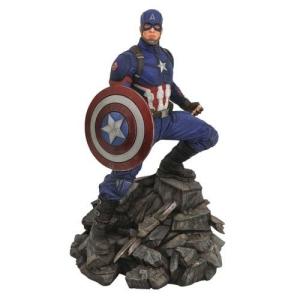 Marvel Premiere Collection Avengers Endgame Captain America Statue