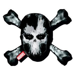 Captain America Civil War Crossbones Logo Funky Chunky Magnet