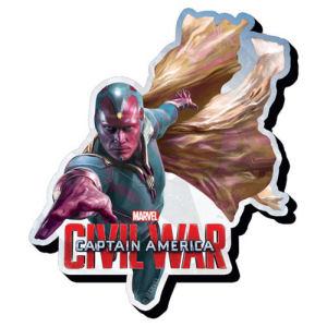 Captain America Civil War Vision Funky Chunky Magnet