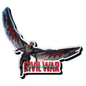 Captain America Civil War Falcon Funky Chunky Magnet