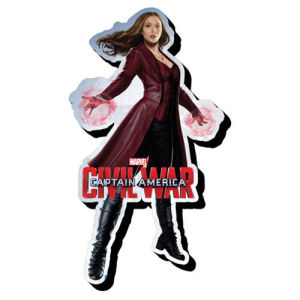 Captain America Civil War Scarlet Witch Funky Chunky Magnet