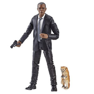 Captain Marvel Marvel Legends Series Nick Fury 6 Inch Action Figure