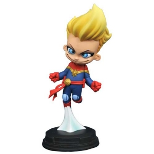 Marvel Animated Captain Marvel (Comic) Statue