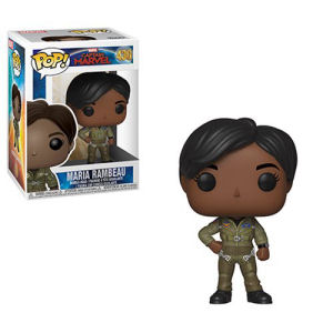 Captain Marvel Maria Rambeau Pop! Vinyl Figure #430
