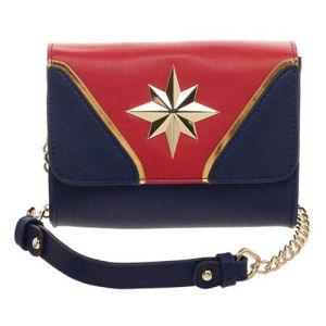 Marvel Captain Marvel Crossbody Handbag