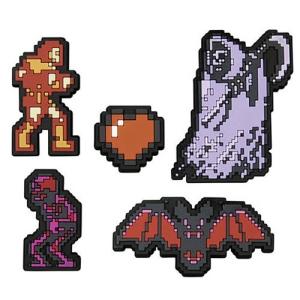 Castlevania 8-Bit Pins Set of 4