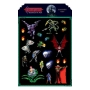 Castlevania: Syphony Of The Night Magnet Sheet. Magnet set comes full of monsters and heroes (sometimes both) for you to create your own battles of good vs. evil!