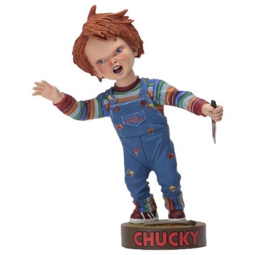 Chucky Head Knocker Bobble Head. Measures 7 inches Tall.