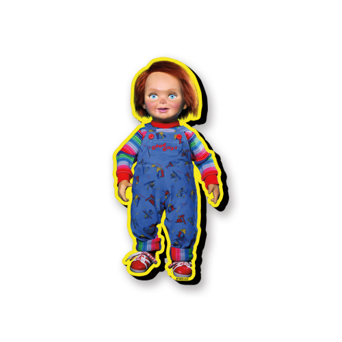 Chucky Doll Funky Chunky Magnets.