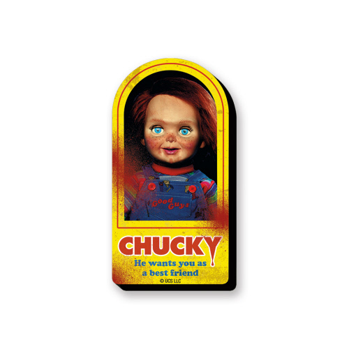 Chucky Package Funky Chunky Magnet