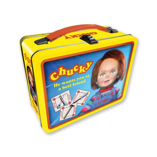 Chucky Gen 2 Fun Box Tin Tote Lunchbox