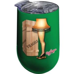 A Christmas Story Leg Lamp Stainless Wine Tumbler