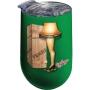 A Christmas Story Leg Lamp Stainless Wine Tumbler.