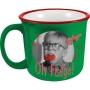 A Christmas Story Oh Fudge Camper Mug.