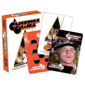 A Clockwork Orange Playing Cards