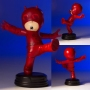 Daredevil Animated Statue. Each animated statue is hand-cast, hand-painted, and hand-numbered with a limited edition certificate of authenticity.