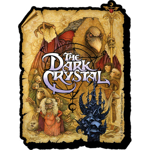 The Dark Crystal- One Sheet Funky Chunky Magnet