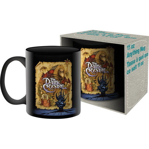 The Dark Crystal 11 Ounce Boxed Mug.