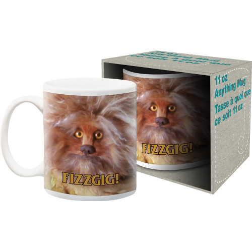 The Dark Crystal Fizzgig 11 Ounce Boxed Mug.