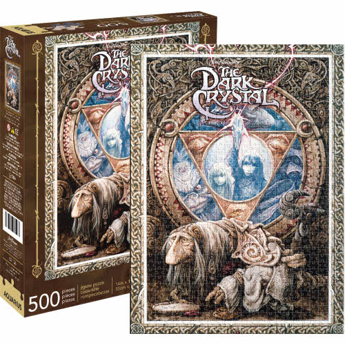 The Dark Crystal 500 Piece Puzzle.
