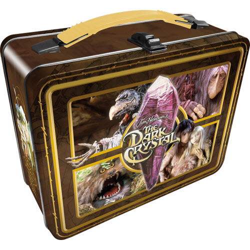 The Dark Crystal Gen 2 Fun Box Tin Tote Lunchbox.
