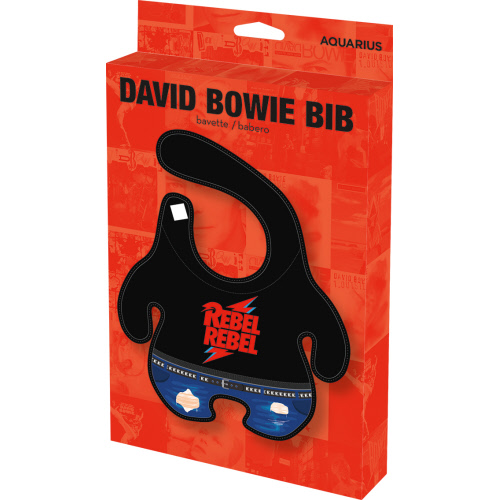 David Bowie Baby Bib.