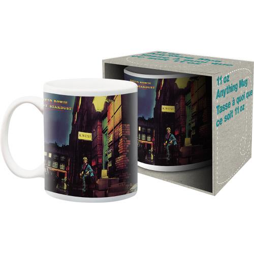 David Bowie Ziggy 11 Ounce Boxed Mug
