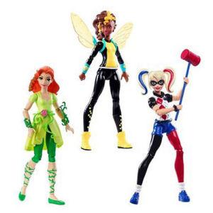 DC Super Hero Girls Non-Core Action Figure Case