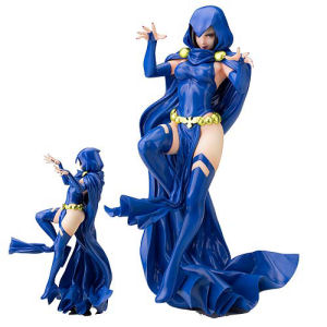 DC Comics Raven Bishoujo 1/7th Scale Statue