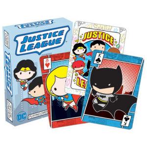DC Comics Chibi Playing Cards