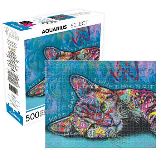 Dean Russo Cat II AS 500 Piece Puzzle.