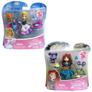 Disney Princess Small Dolls with Friends Wave 1 Case
