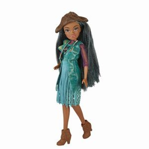Disney Descendants Singing Uma Doll