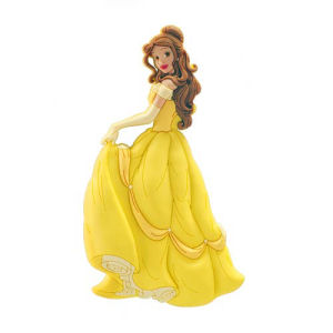 Beauty and the Beast Disney Princess Belle Soft Touch Magnet