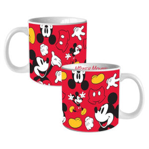 Disney Mickey Mouse 20 Ounce Heat Reactive Ceramic Mug